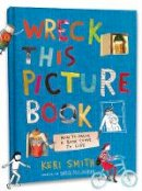 Smith, Keri - Wreck This Picture Book - 9780241449455 - 9780241449455