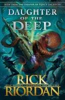 Riordan, Rick - Daughter of the Deep - 9780241538180 - 9780241538180