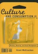 McCracken, Grant - Culture and Consumption - 9780253217615 - V9780253217615