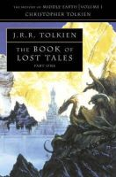 Tolkien, Christopher - Book of Lost Tales - 9780261102224 - 9780261102224