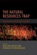 Hogan, William - The Natural Resources Trap - 9780262013796 - V9780262013796