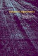 Besnard, Philippe; Hunter, Anthony - Elements of Argumentation - 9780262026437 - V9780262026437