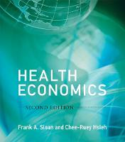 Sloan, Frank A., Hsieh, Chee-Ruey - Health Economics (MIT Press) - 9780262035118 - V9780262035118