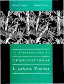 Kearns, Michael J.; Vazirani, Umesh V. - An Introduction to Computational Learning Theory - 9780262111935 - V9780262111935