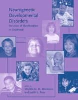 Ross, Judith L, Mazzocco, Michele M M - Neurogenetic Developmental Disorders - 9780262134804 - KDK0013020