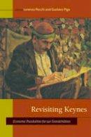Pecchi, Lorenzo, Piga, Gustavo - Revisiting Keynes: Economic Possibilities for Our Grandchildren - 9780262515115 - V9780262515115