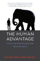 Herculano-Houzel, Suzana - The Human Advantage: How Our Brains Became Remarkable (MIT Press) - 9780262533539 - V9780262533539