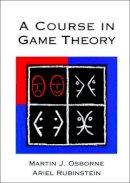 Osborne, Martin J.; Rubinstein, Ariel - Course in Game Theory - 9780262650403 - V9780262650403