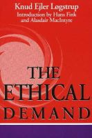 Logstrup, Knud Ejler - The Ethical Demand - 9780268009342 - V9780268009342