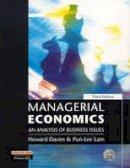 Davies, Howard; Lam, Pun-Lee - Managerial Economics - 9780273646280 - V9780273646280