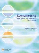 Vogelvang, Ben - Econometrics - 9780273683742 - V9780273683742