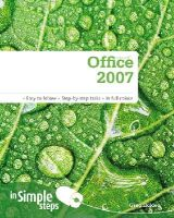 Holden, Greg - Microsoft Office 2007 in Simple Steps - 9780273723554 - V9780273723554