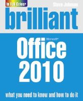 Mr Steve Johnson - Brilliant Office 2010 - 9780273736080 - V9780273736080