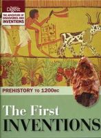 Reader's Digest - The First Inventions: Prehistory to 1200bc (Discovery & Invention 1) - 9780276445132 - KKW0005044