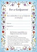aa vv - Godparent Card - 9780281058600 - V9780281058600