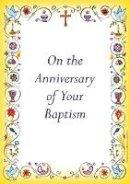 aa vv - Anniversary of Baptism Card - 9780281058617 - V9780281058617