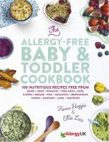 Heggie, Fiona, Lux, Ellie - The Allergy-Free Baby & Toddler Cookbook - 9780297608363 - V9780297608363