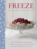 Pattison, Justine - Freeze - 9780297865162 - V9780297865162