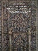 Ettinghausen, Richard; Grabar, Oleg; Jenkins-Madina, Marilyn - Islamic Art and Architecture, 650-1250 - 9780300088694 - V9780300088694
