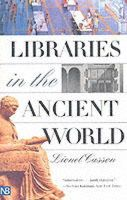 Casson, Lionel - Libraries in the Ancient World - 9780300097214 - V9780300097214
