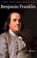 Morgan, Edmund S - Benjamin Franklin (Yale Nota Bene) - 9780300101621 - KST0023852