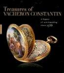 Marchenoir, Julien - Treasures of Vacheron Constantin - 9780300178562 - V9780300178562