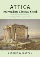 Claxton, Cynthia L. - Attica: Intermediate Classical Greek - 9780300178760 - V9780300178760