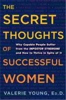 Young, Valerie - The Secret Thoughts of Successful Women - 9780307452719 - V9780307452719