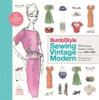 Abousteit, Nora - Burdastyle Sewing Vintage Modern - 9780307586759 - V9780307586759