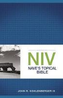 John R. Kohlenberger III - Zondervan NIV Nave's Topical Bible - 9780310534884 - V9780310534884