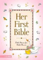 Carlson, Melody - Her First Bible - 9780310701293 - V9780310701293