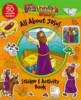 Zondervan - The Beginner's Bible All About Jesus Sticker and Activity Book - 9780310746935 - V9780310746935