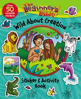 Zondervan - The Beginner's Bible Wild About Creation Sticker and Activity Book - 9780310747055 - V9780310747055