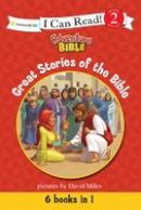 Pictures by David Miles - Great Stories of the Bible (I Can Read! / Adventure Bible) - 9780310750994 - KEX0295150