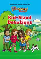 Zondervan - The Beginner's Bible Kid-Sized Devotions - 9780310751427 - V9780310751427