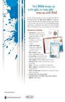 Zondervan - NKJV, Teen Study Bible, Hardcover - 9780310752752 - 9780310752752