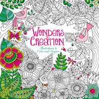 Zondervan - Wonders of Creation Coloring Book: Illustrations to Color and Inspire - 9780310757399 - V9780310757399