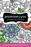 Zondervan - Faithgirlz Promises for You Coloring Devotional: 60 Days Discovering God's Hope and Love - 9780310761198 - V9780310761198