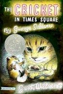 Selden, George - Cricket in Times Square - 9780312380038 - V9780312380038