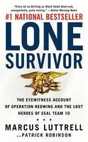Luttrell, Marcus - Lone Survivor: The Eyewitness Account of Operation Redwing and the Lost Heroes of SEAL Team 10 - 9780316044691 - KNH0013424