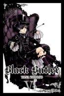 Toboso, Yana - Black Butler - 9780316084307 - V9780316084307