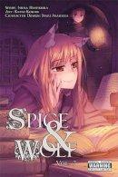 Hasekura, Isuna; Koume, Keito - Spice and Wolf - 9780316229111 - V9780316229111