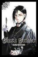 Toboso, Yana - Black Butler - 9780316254199 - V9780316254199
