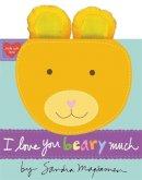 Magsamen, Sandra - I Love You Beary Much (Earisistables) - 9780316255165 - V9780316255165