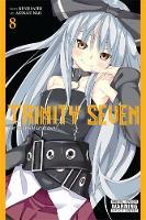 Saitou, Kenji - Trinity Seven, Vol. 8: The Seven Magicians - manga - 9780316263740 - V9780316263740