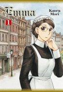 Mori, Kaoru - Emma, Vol. 1 - 9780316302234 - V9780316302234