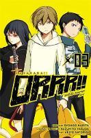 Narita, Ryohgo - Durarara!! Yellow Scarves Arc, Vol. 3 - 9780316305037 - V9780316305037