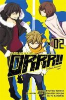 Narita, Ryohgo - Durarara!! Yellow Scarves Arc, Vol. 2 - 9780316337038 - V9780316337038