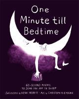 Nesbitt, Kenn - One Minute till Bedtime: 60-Second Poems to Send You off to Sleep - 9780316341219 - V9780316341219
