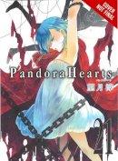 Mochizuki, Jun - PandoraHearts, Vol. 21 - 9780316376716 - V9780316376716